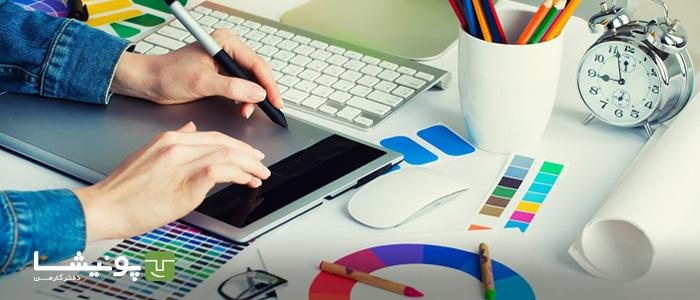 رنگها در طراحی وب