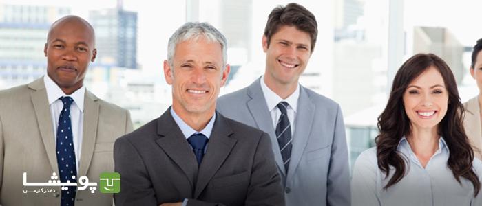افراد موثر در موفقیت کسب و کار