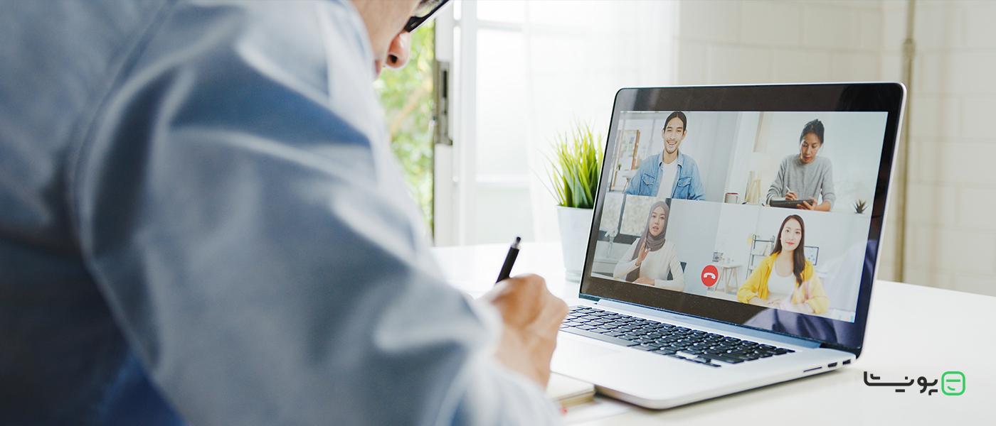 ۵ پیشنهاد برای افزایش تمرکز در جلسههای آنلاین