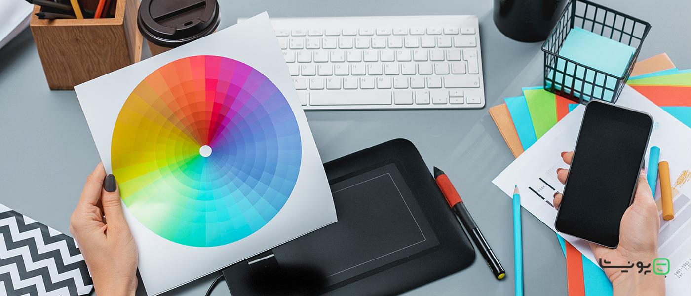 استخدام طراح گرافیک در پونیشا